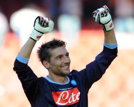 Napoli is looking for a new goalkeeper