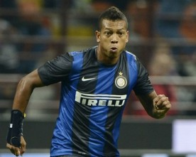 Inter Milan ready to transfer Guarin