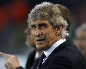 Manchester City appoint Manuel Pellegrini as new boss