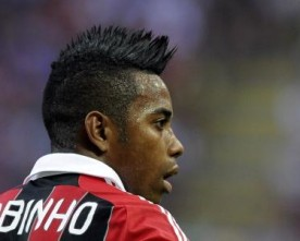 AC Milan: Robinho for Sale to get Tevez