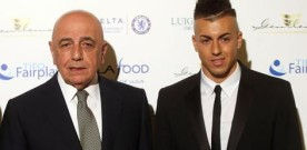 El Shaarawy remains in AC Milan