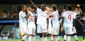 Champions League: AC Milan, Celtic in. Lyon out