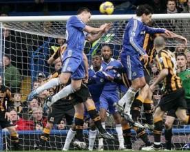 Premier League match report, no surprises today