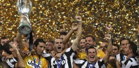 Juventus win the Italian Super Cup